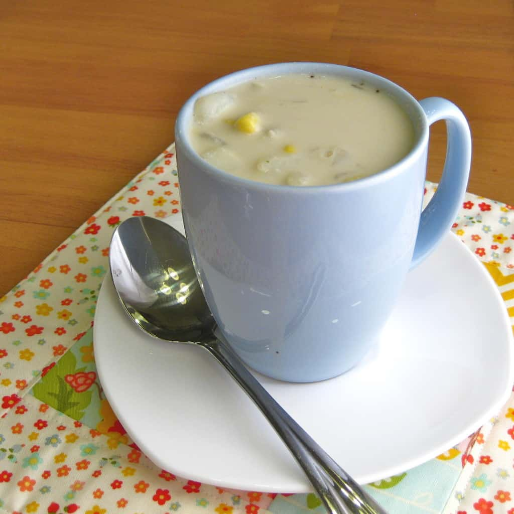 Simple Potato Soup
