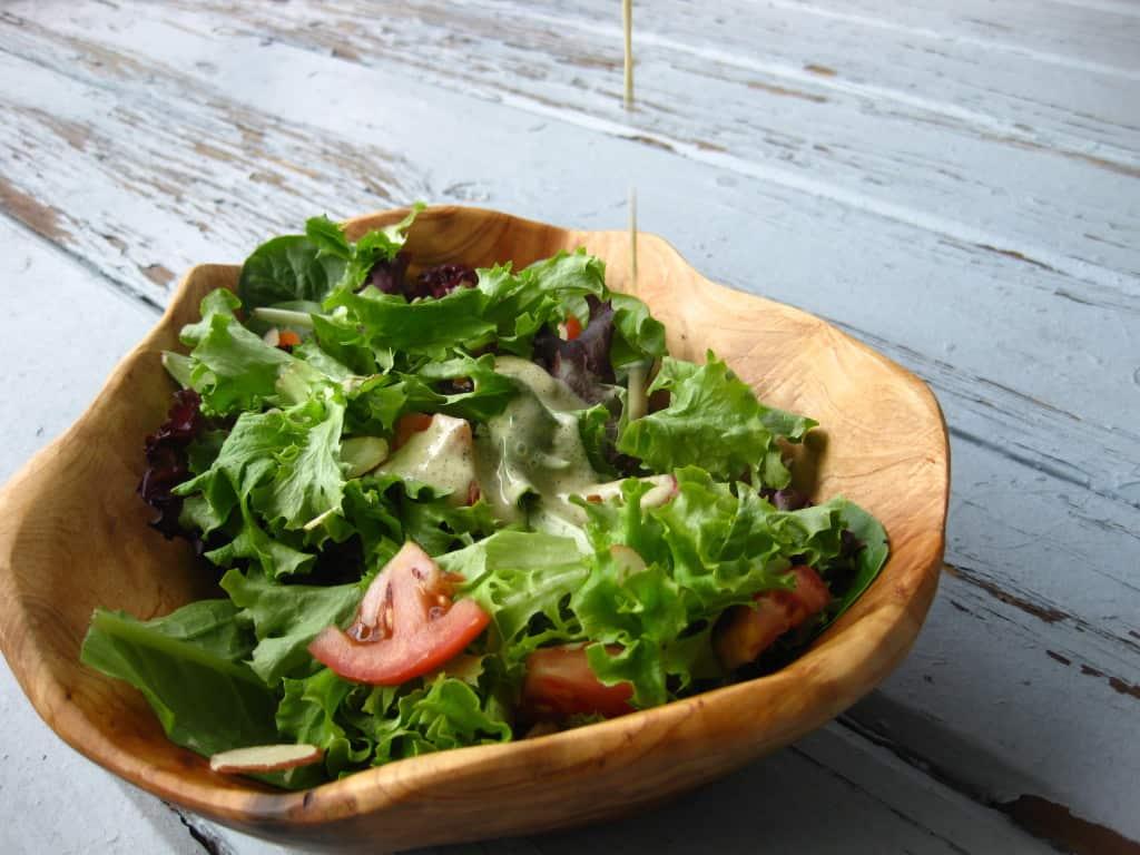 Warm Potatoes With Basil Vinaigrette Recipe — Dishmaps