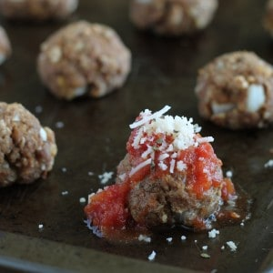 Tofu Pecan Balls