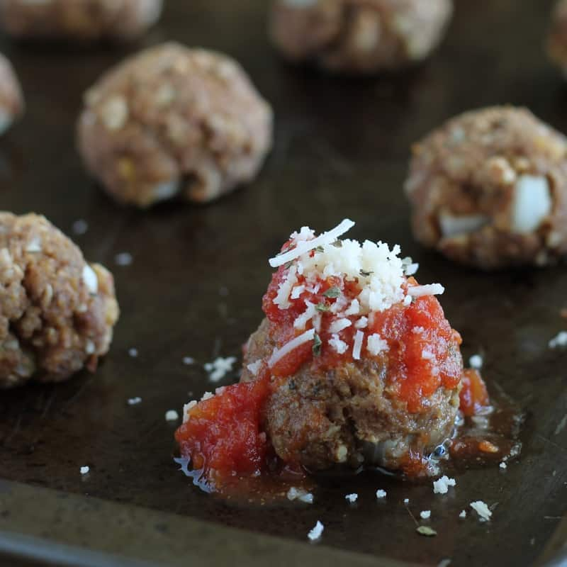 Tofu Pecan Balls with Sweet and Sour Sauce + 7 Secrets Cookbook Giveaway!