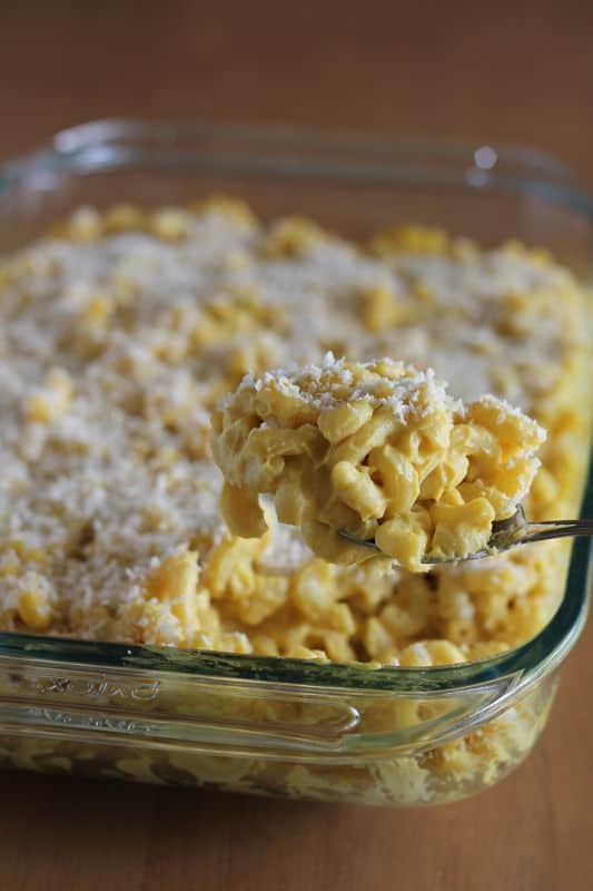 "Cauliflower Mac and ""Cheese"" 2"