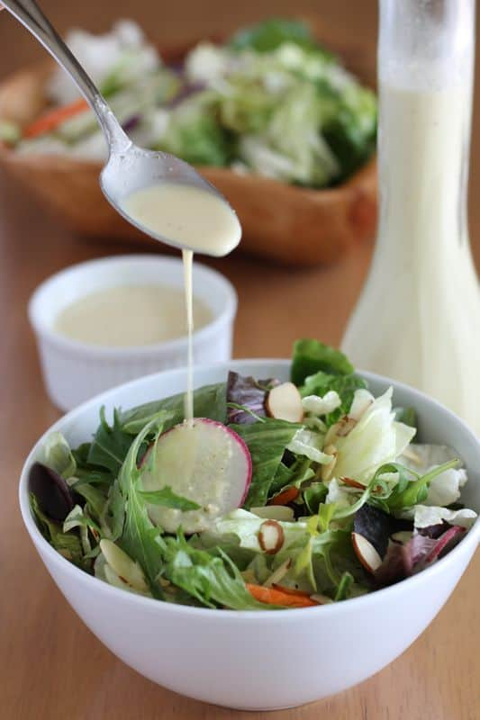 Vegan Salad Dressing 1