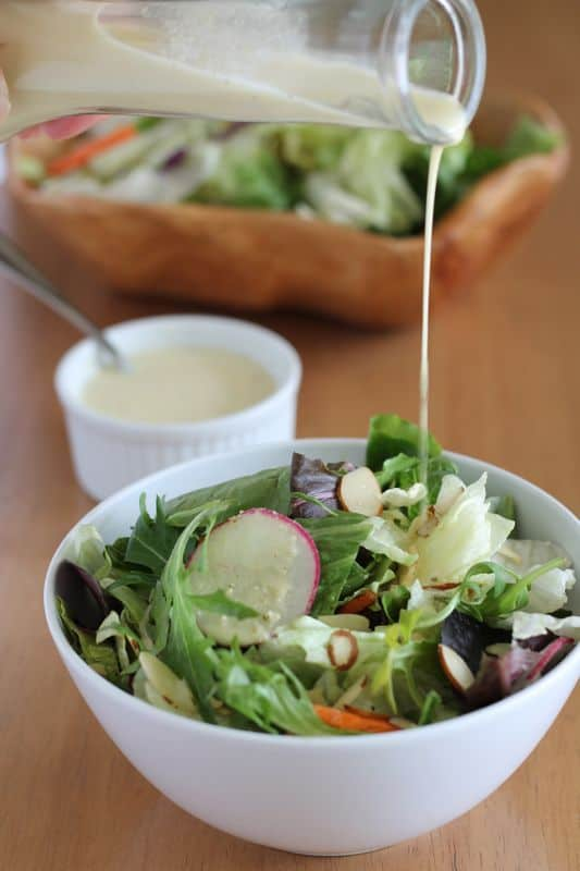 Vegan Salad Dressing 2