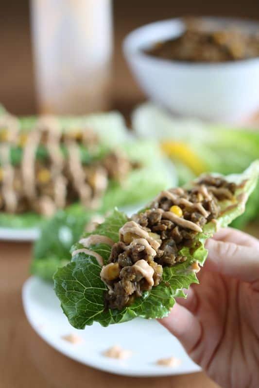Lentil Lettuce Tacos 2