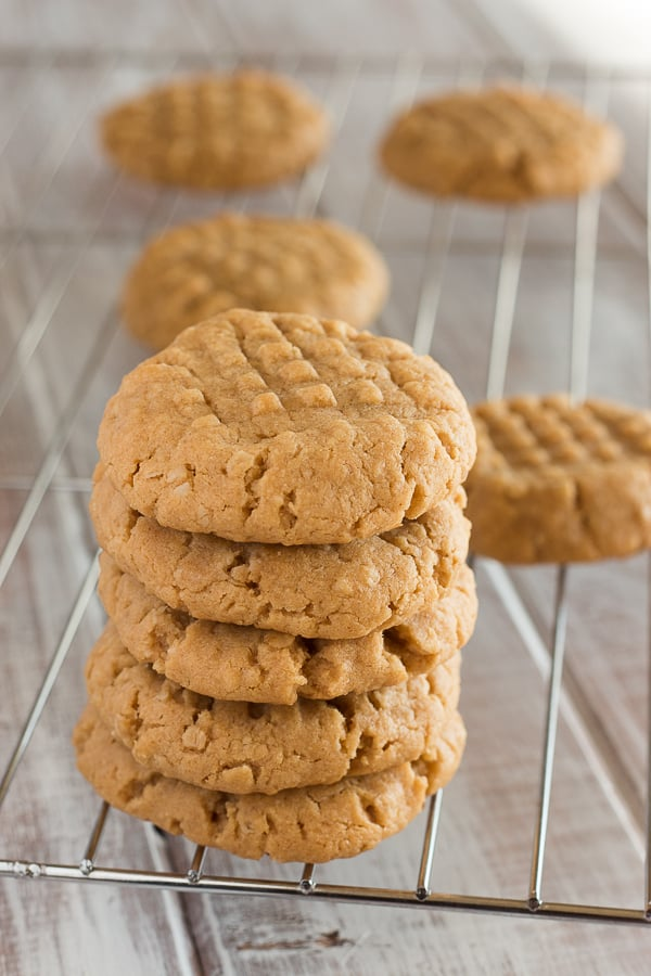 Vegan Peanut Butter Cookies 3
