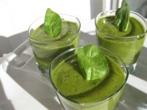 Homemade Green Monsters