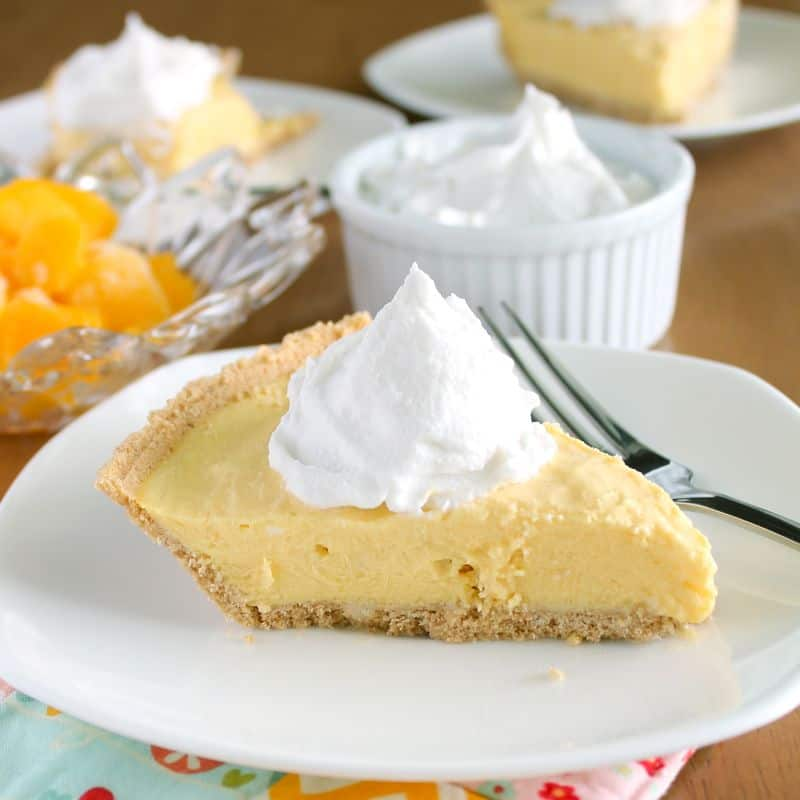 Mango Cream Pie 2