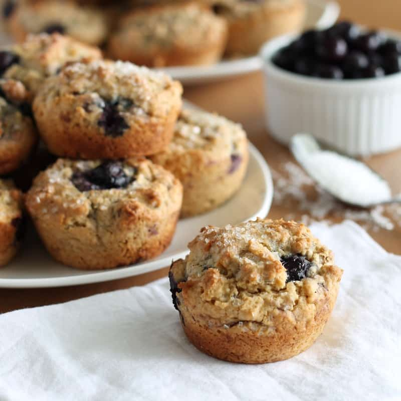 Vegan blueberry muffin recipe oh she glows