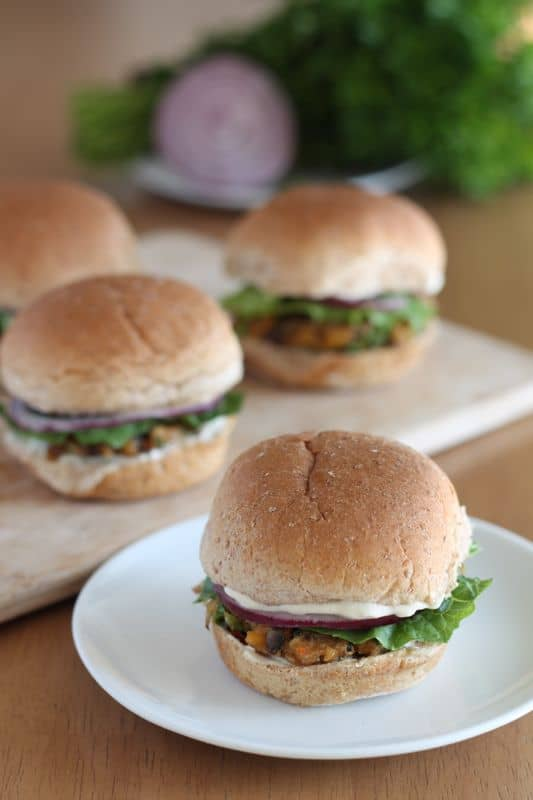 Crazy Veggie Burgers 3