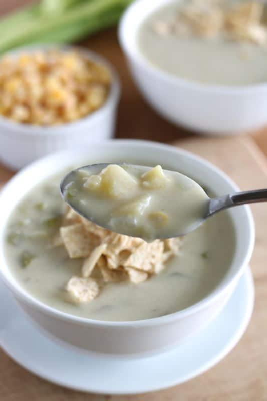 Creamy Potato Soup 3