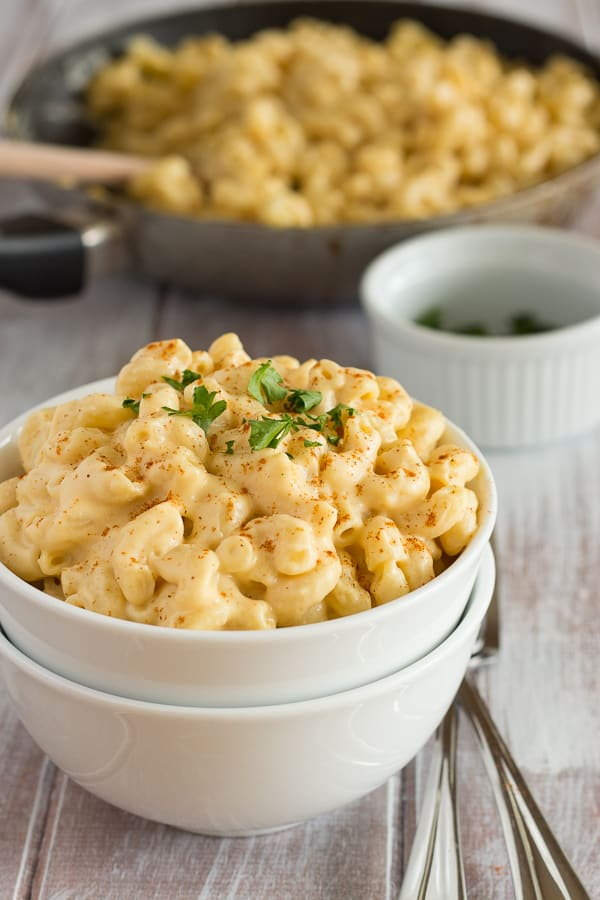 The Method for Milk Free Mac and Cheese