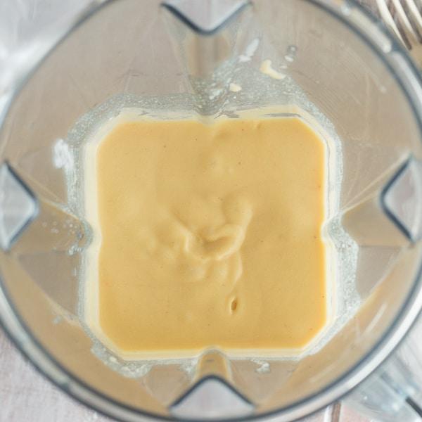 Vegan Mac and Cheese Blender