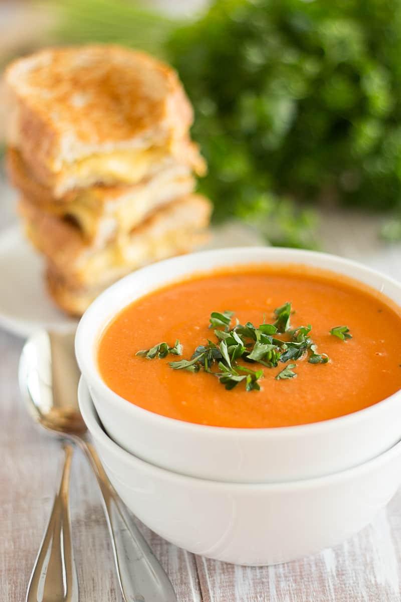 Creamy Tomato Soup 1