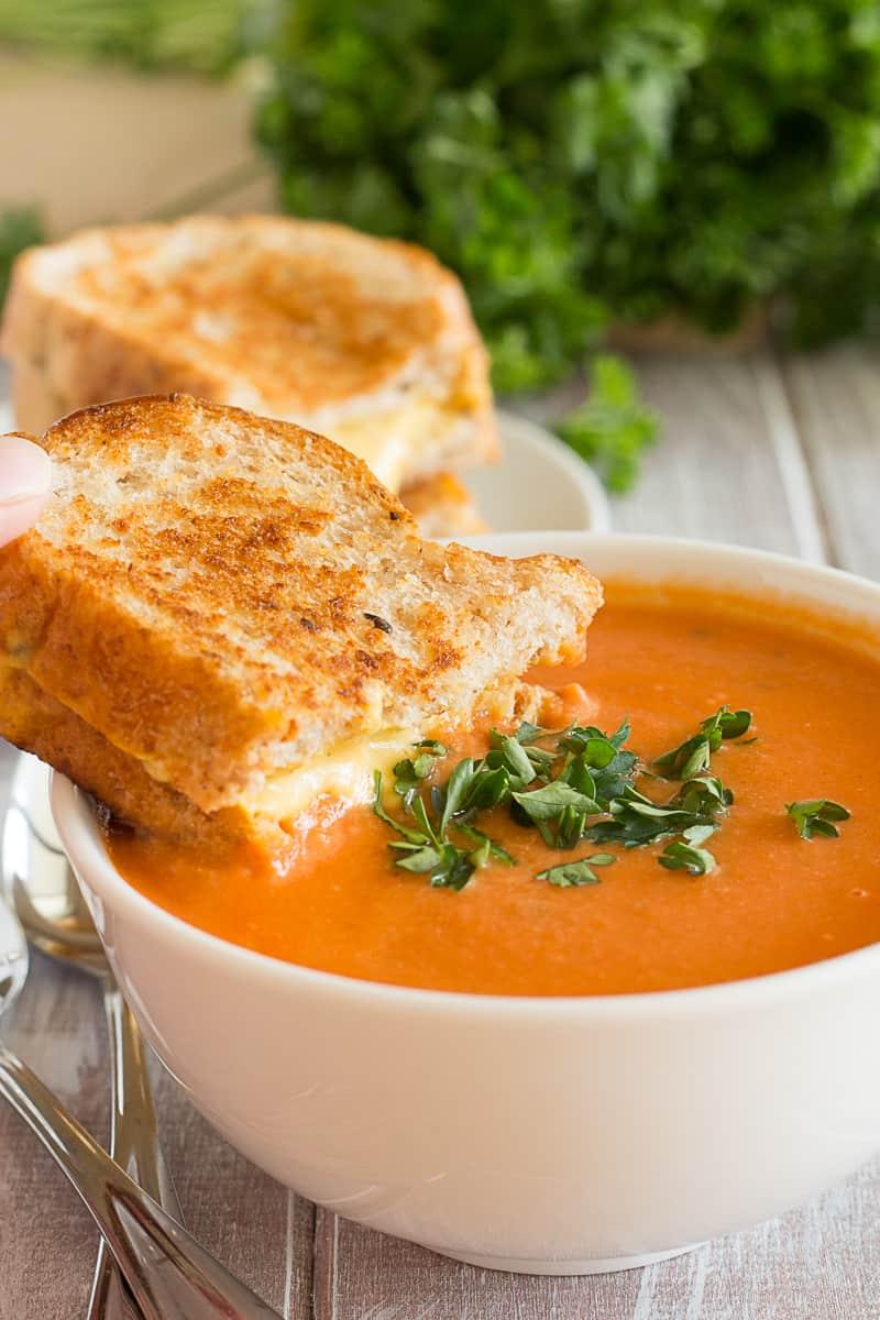 Creamy Tomato Soup 3