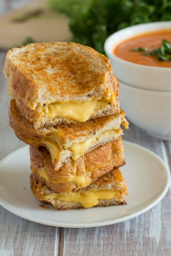 Grilled Cheese Sandwiches 2